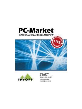 PC-Market Lite uproszczona wersja programu PC Market do programowania kas